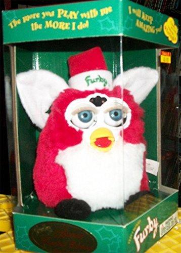 Furby Original 1999 Limited Edition Christmas Holiday