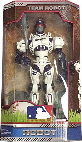 MLB Milwaukee Brewers 10-Inch Fox Sports Team Robot