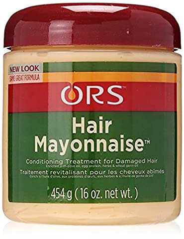 Organic Root Stimulator Hair Mayonnaise Treatment, 16 Ounce - Ingredients In Mayonnaise