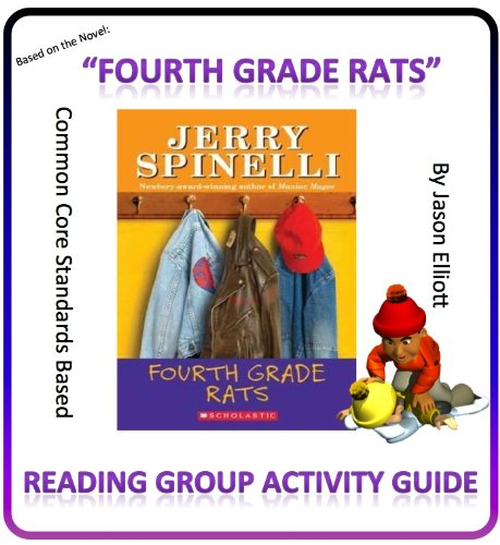 Fourth (4th) Grade Rats Reading Group Activity - Grade Rats Fourth