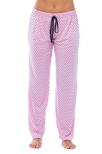Just Love Women Pajama Pants - PJs - Sleepwear 6332-PNK-2X