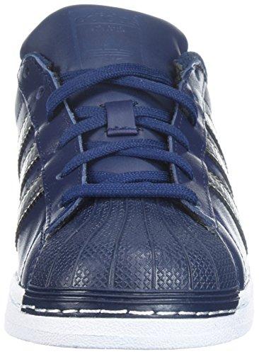 adidas Originals Kinder Superstar Sneaker (großes Kind / kleines Kind / Kleinkind / Kleinkind) Collegiate Navy / Nacht Metallic / Collegiate Navy