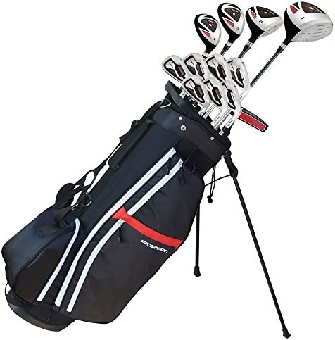 PROSiMMON Golf X9 V2 Golf Clubs Set Bag