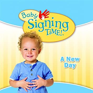 Amazoncom Baby Signing Time Songs 3 A New Day Music