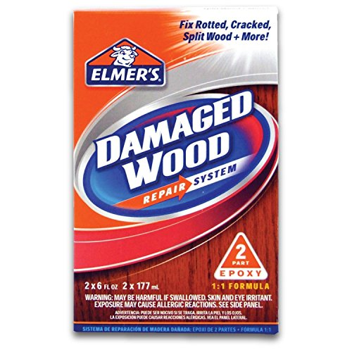 Elmer's E761Q Two 6 Oz Elmer's Damaged Wood Repair System For Sale