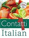 Contatti 1: STDNT BK 2ED: A First Course in Italian: Student's Book v. 1