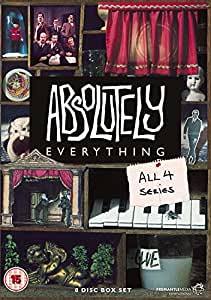 Absolutely Everything - All 4 Series [Import anglais]