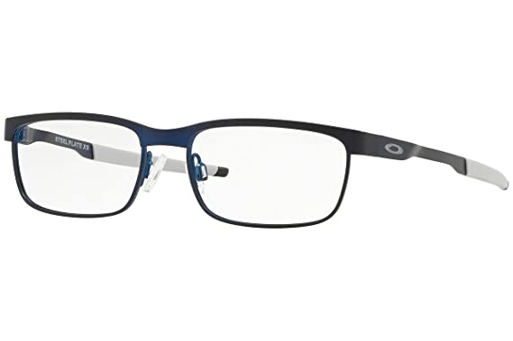 aed559a305 Image Unavailable. Image not available for. Color  Oakley Steel Plate XS  (46) - Matte Midnight Frame-Only Lenses