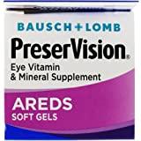 Bausch + Lomb PreserVision AREDS Eye Vitamin