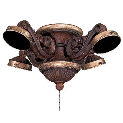 Minka Aire Walnut Classic Ceiling Fan (Minka Lavery Universal Light Kit Minka Aire K37-L-Bcw)