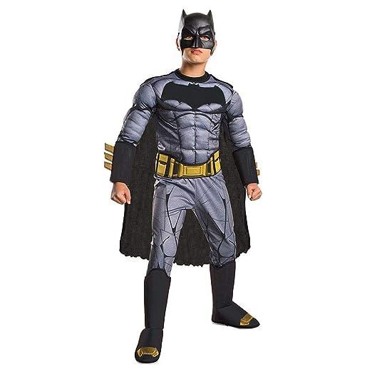 KIDSCOSPLAY Niños Halloween Traje De Superhéroe Batman ...