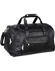 AmeriLeather APC Leather Duffel/Sports Bag