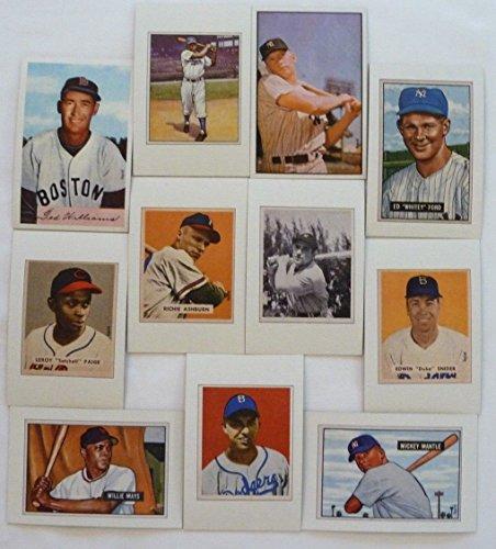 Topps 1989 Bowman Reprint Baseball Card Set 1948-1949-195...