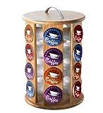 Creative Home 73460 Single Serve Revolving Coffee Pod Holder