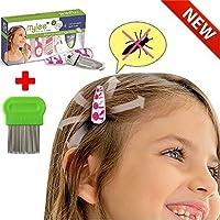 Mylee lice prevention head clips