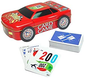 mille bornes tin toys games. Black Bedroom Furniture Sets. Home Design Ideas
