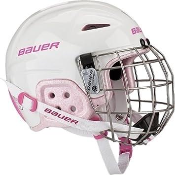 812fbf70cf0 Bauer Youth LIL SPORT Helmet Combo