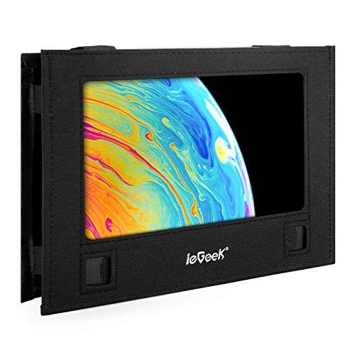 ieGeek Car Headrest Mount Holder Backseat Strap Case for ieGeek 11.5 inch Portable DVD Player