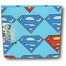 """DC Comics Superman Fat Quarter (18"""" x 21"""")"""