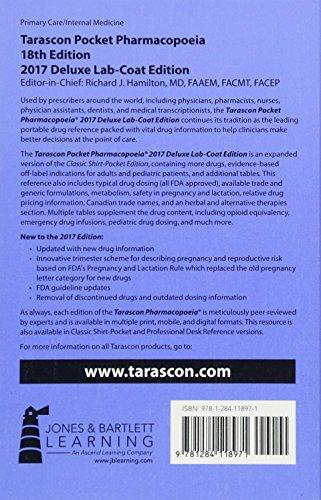 Tarascon Pharmacopoeia Pdf