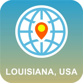 Amazon Com Louisiana Usa Map Offline Appstore For Android