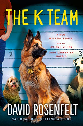 The K Team by [Rosenfelt, David]