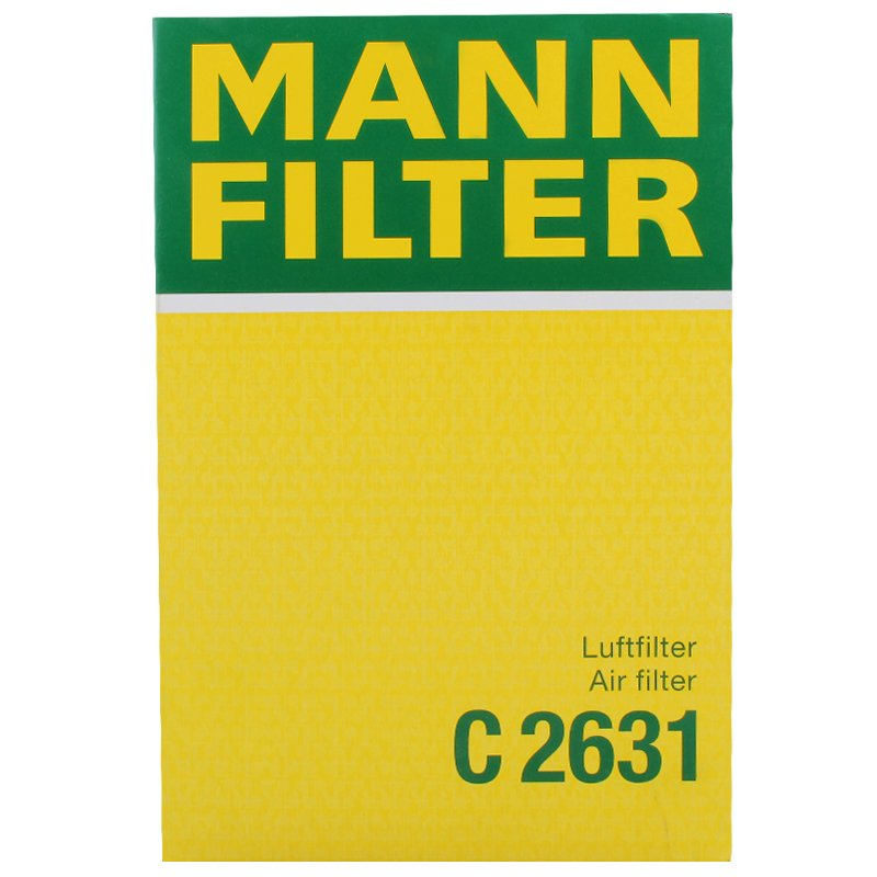 Mann Filter C2631 Filtro de Aire