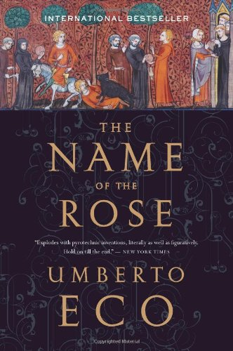 The Name of the Rose (1980) (Book) written by Umberto Eco