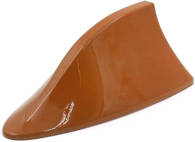 Sourcingmap – ® Naranja Plástico Aleta De Tiburón Con forma ...