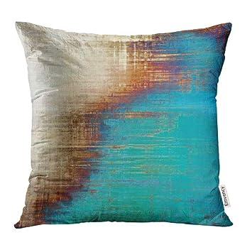 Amazon.com: Emvency - Fundas de almohada decorativas (beige ...
