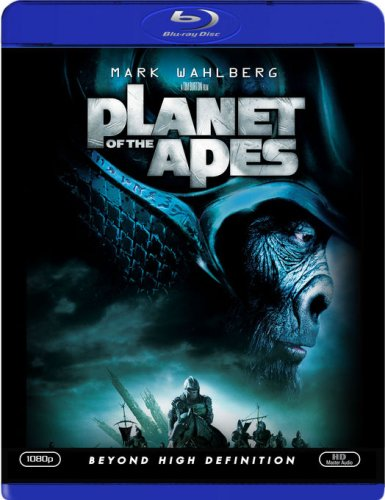 Blu-ray : Planet of Apes (2001) (, Dubbed, Digital Theater System, Dolby, Repackaged)