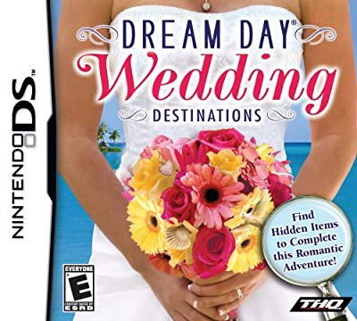 Dream Day Wedding Destinations - Nintendo DS