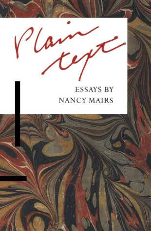 plaintext essays nancy mairs com books