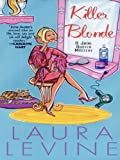 Killer Blonde by Laura Levine front cover