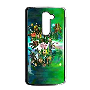 LG G2 Phone Case With The Legend of Zelda Images Appearance HV14103