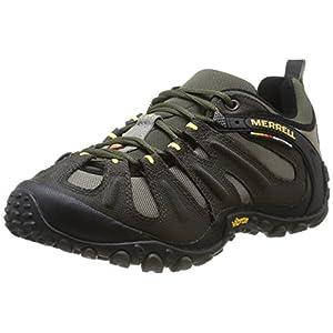Merrell Men's Chameleon Slam II Walking Shoe, Dusty Olive - 12.5 D(M) US