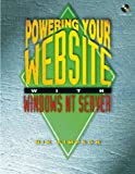 Powering Your Web Site with Windows NT Server, Nik Simpson, 1882419510
