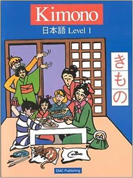 Book Kimono: Level 1