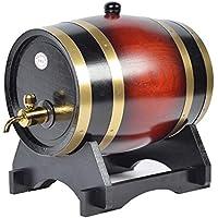 Dispensador de vino de barril de madera