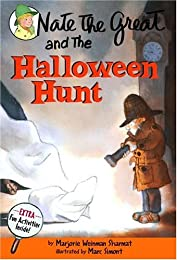 Nate The Great And The Halloween Hunt (Nate The Great, paper)