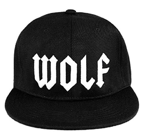 Ltd de con Boy parte Morefaz Casual de lobo Boss sombreros YOLO correa tapas trasera de Mfaz gorro Gorra La béisbol Lobo ajustable ajustable Geek qazBPa