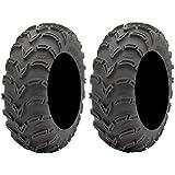 Pair of ITP Mud Lite (6ply) ATV Tires 24x9-11 (2)