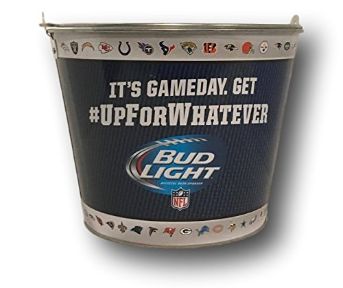 Bud Light Gameday Beer Bucket