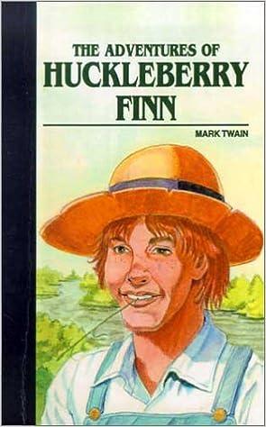 The Adventures Of Huckleberry Finn (Adaptation) (Turtleback