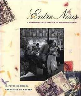 Book Entre Nous