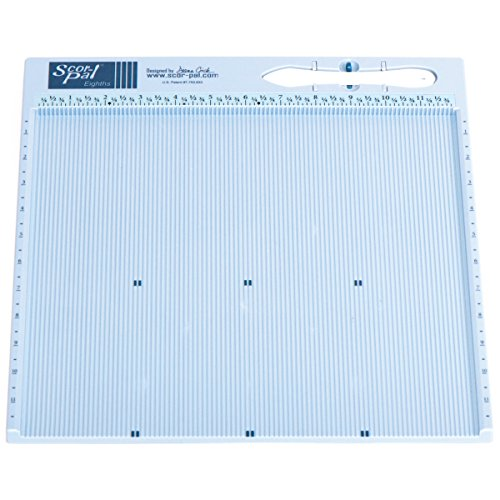 Scor-Pal Eighths Measuring and Scoring Board, 12