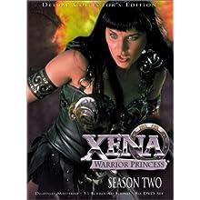 Xena Warrior Princess - Season Two (1995)