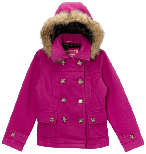 online here huge range of agreatvarietyofmodels Dollhouse Little Girls and Toddlers Double Breasted Hooded ...