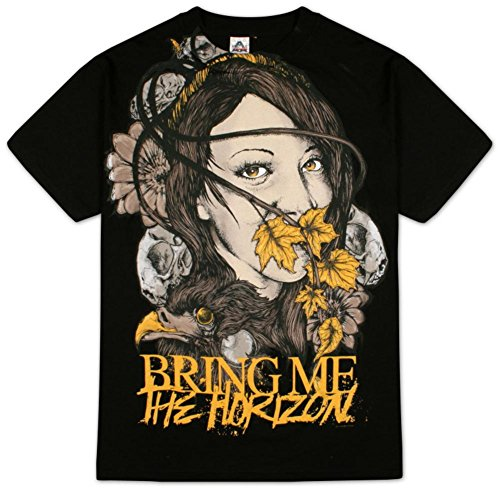 Bring Me The Horizon - Lady of Life T-Shirt Size - Oliver T-shirt Sykes