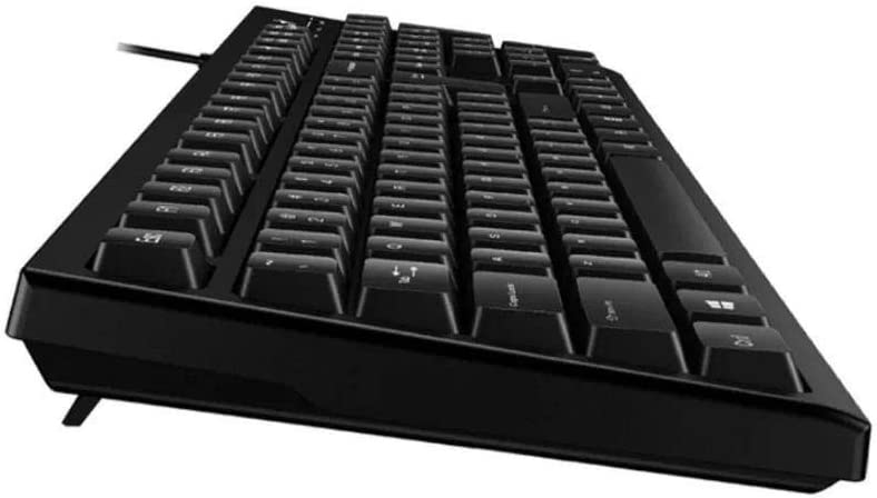 Smart KB-100 USB Español Negro